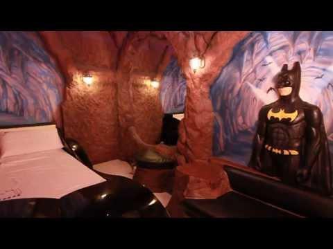 ห้อง ถ้ำค้างคาว (Bat Cave Room)