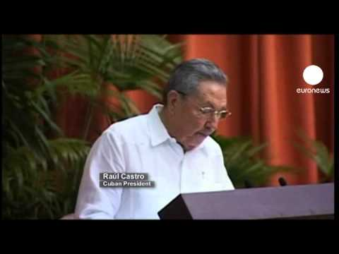Raul Castro calls for change at the top in Cuba