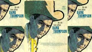 Hank Thompson - I'd Like To Tell You