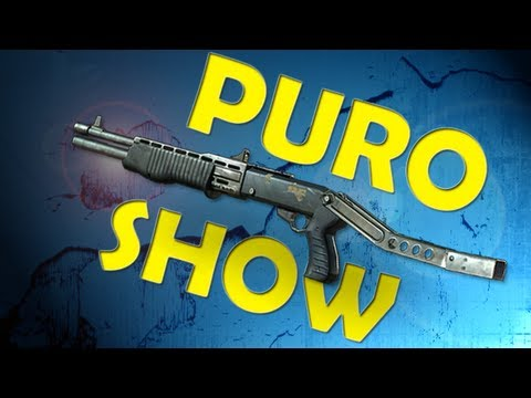 Spas-12 Puro Show - Episodio 1 - Modern Warfare 3 - Dominio en Arkaden