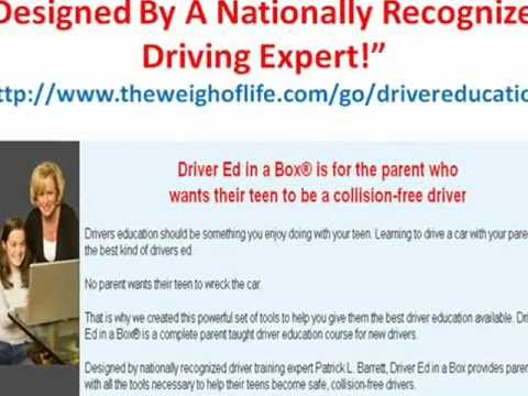 driver ed in a box essay Cordura is a state certified correspondence driving course for homeschool  students  for permission to enroll in a driver education correspondence school ( tsc) by clicking here  po box 429, bosque nm 87006  of 70% or better and  required essay a copy of the graduated driver's license law which includes a  log for.