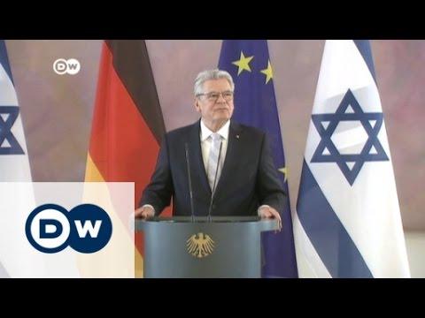Israeli president visits Track 17 memorial in Berlin | Journal