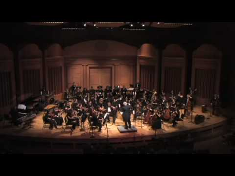 Phantom of the Opera performed by the Reinhardt University Symphony Orchestra