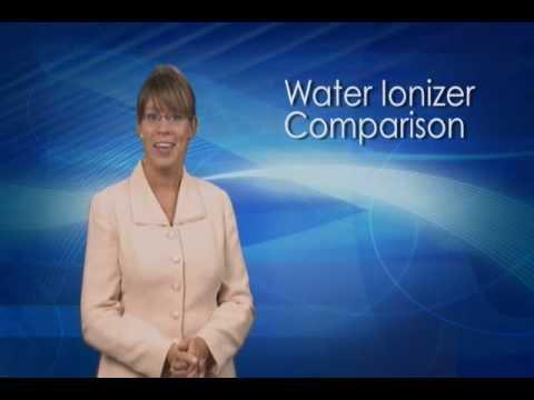 Alkaline Ionizer Comparison: LIFE. Tyent. Enagic. Jupiter