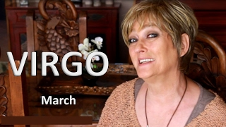 VIRGO March Horoscope 2017 - Astrology.  Love, Intimacy & More this Month!