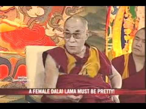 India Questions H H The Dalai Lama - full.avi