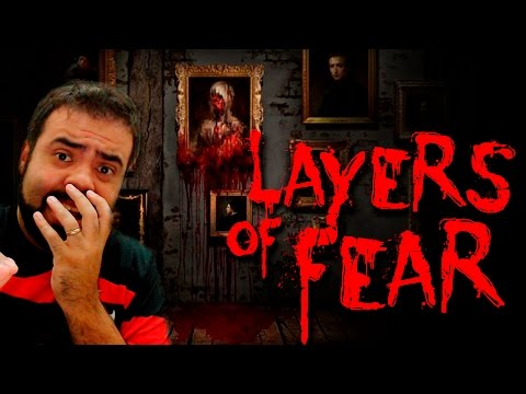CASA MAL ASSOMBRADA, CHOREI! – Layers of Fear thumbnail