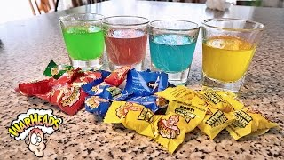 How To Make Candy Warheads Shots