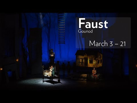 See what critics are saying about FAUST at Lyric Opera. Now through March 21