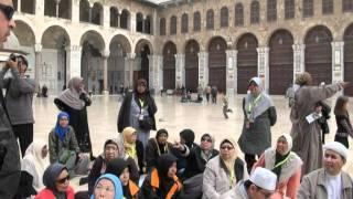 Jejak Rasul Part 15 Masjid Umayyad, Maqam Nabi Yahya & Salahuddin Al Ayubi.mpg