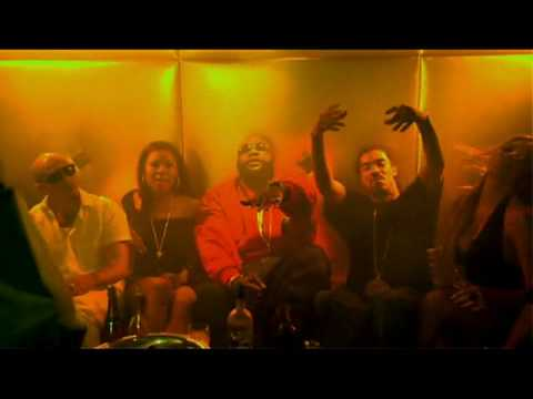 Rick Ross - Street Money Feat. Flo-Rida (Official Video)