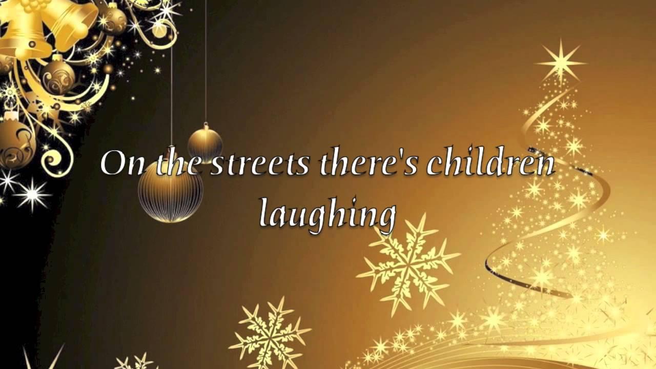 Celine Dion - The Magic Of Christmas Day (Lyrics) - YouTube