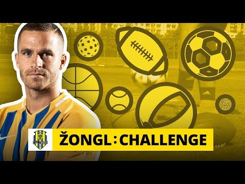 Žongl Challenge: Jan Schaffartzik