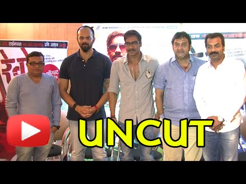 Singham Returns & Rege - Joint Press Conference - Rohit Shetty...