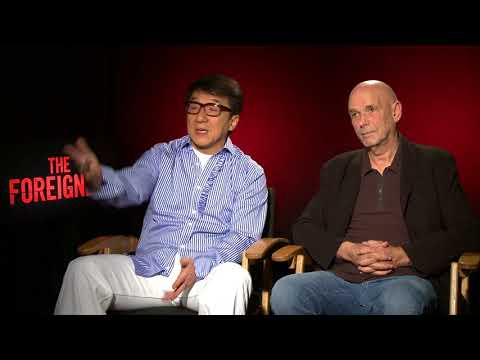 Jackie Chan The Foreigner Interview W/Director Martin Campbell