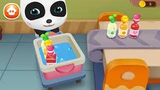 Cửa Hàng Nước Ép Trái Cây Của Bé Gấu Trúc - BabyBus