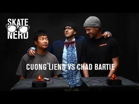 Skate Nerd Cuong Lieng Chad Bartie - TransWorld SKATEboarding