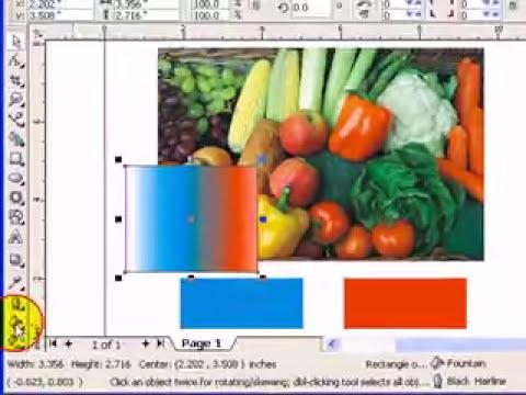 Colour Management in CorelDraw X3