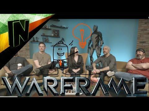 Warframe:  D.E.-nek a te ötleted kell