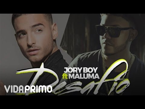 0 - Jory Boy Ft. Maluma - Desafío (Video Lyric)