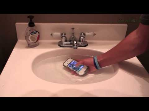 Review: LifeProof Case for iPhone 4/4S Music Videos