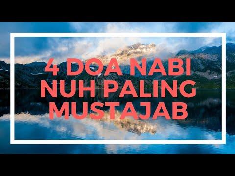 4 Doa Nabi Nuh Yang Paling Mustajab