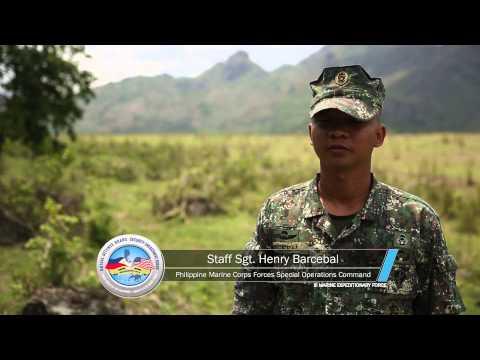 U.S. Marines Obtain Jungle Survival Skills from Philippine Counterparts
