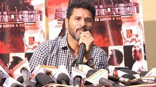 Prabhu Deva Press Meet