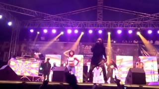 Bastero performs at the 2015 Saminifest (Part 2)