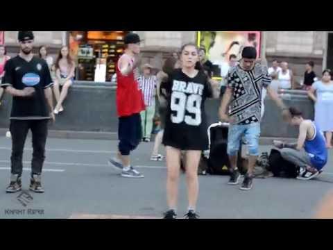 Уличные танцы Крещатика 2016 ч.2 - Khreshchatyk Street Dance 2016 p.2