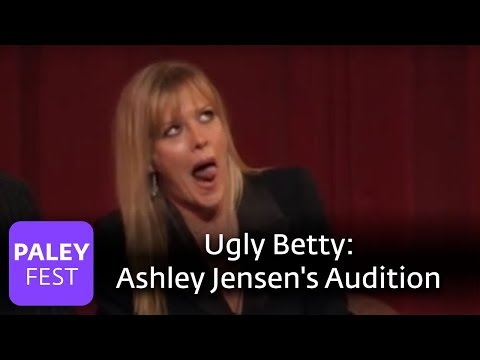 Ugly Betty - Ashley Jensen's Audition (Paley Center, 2007)