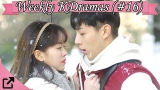 Top 10 Weekly Korean Dramas 2016 (#16) DramaFever