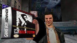 Max Payne's weird GBA port - minimme