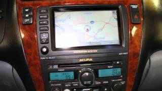 2003 ACURA MDX 4 Door SUV Touring Pkg w/ Rear Entertainment System & Navigation