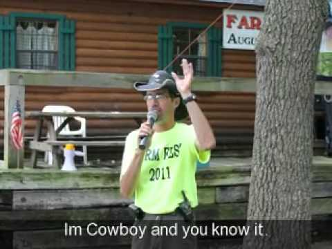Im Cowboy And I Know It. (320x240).mp4 video