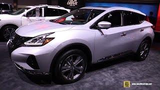 2019 Nissan Murano - Exterior and Interior Walkaround - Debut at 2018 LA Auto Show