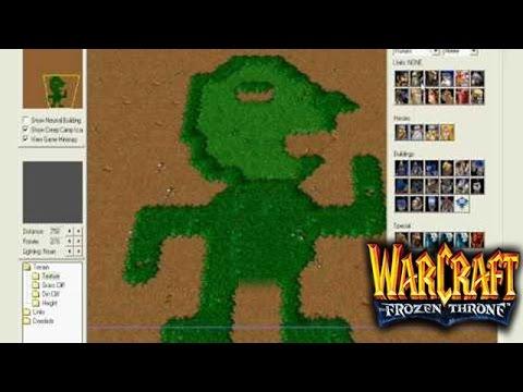 H уроки по редактору warcraft