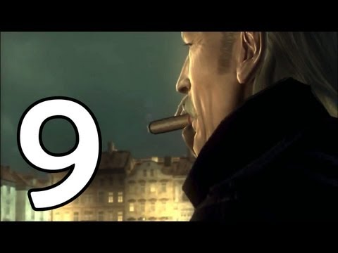 Metal Gear Solid 4 - The Movie -9- Guns Of The Patriots video