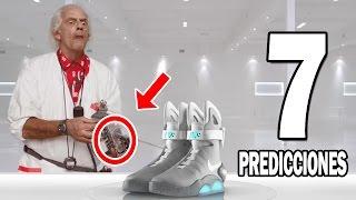 7 Predicciones de Volver al Futuro que se Hicieron Realidad