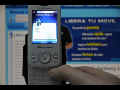 Liberar Sony Ericsson W100i Spiro. desbloquear Sony Ericsson W100i Spiro de Vodafone - Movical.Net