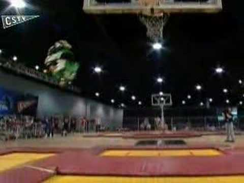 Nasty Slamball Dunks Video