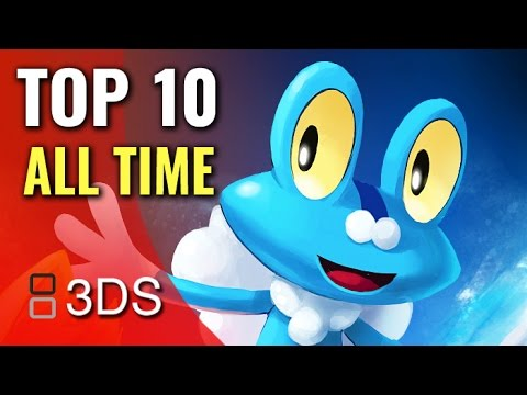Top 10 Best Nintendo 3DS Games Of All Time