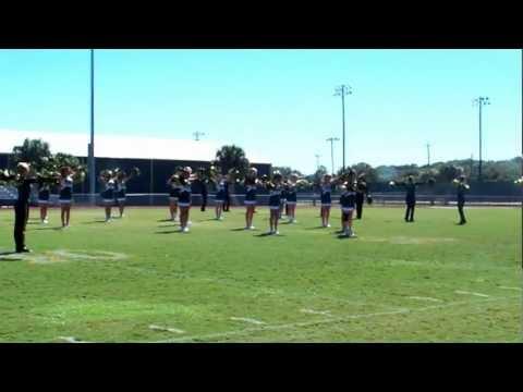 Rockport-Fulton High School Cheerleaders - Alma Mater
