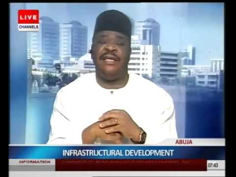 Minister Lauds Jonathan's Work Projects PT3