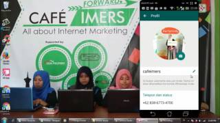 Tutorial Whatsapp Marketing #2 - Panduan Whtasapp Marketing