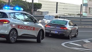 MANHART MH6 700 BMW M6 BUSTED BY THE POLICE!