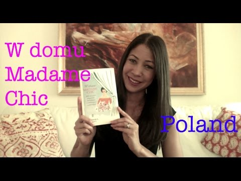 Poland AT HOME WITH MADAME CHIC