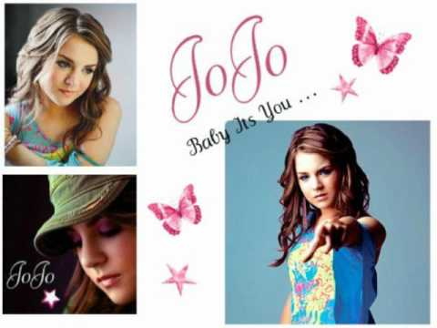 Baby Its You - JoJo AUDIO