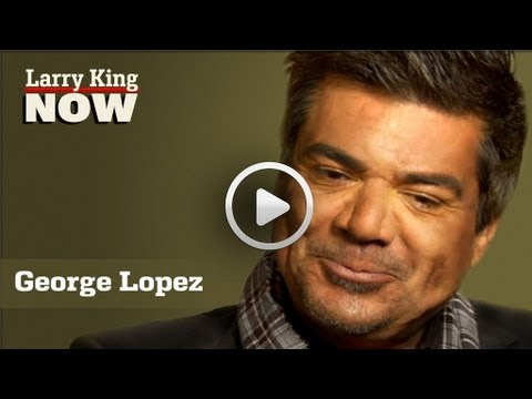 "George Lopez On Mitt Romney's Latino Roots | ""Larry King Now"" 
