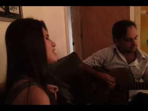 Maricely Gonzalez Cantando Tu
